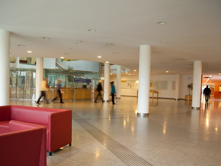 Foyer am Neuromed Campus